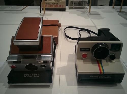 The Family Camera (7) #toronto #nbto17 #royalontariomuseum #romfamcam #camera #polaroid #sx70 #landcamera