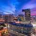Bangkok's Blue Hour
