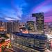 Bangkok's Blue Hour