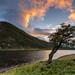 Loch Killin .. by Gordie Broon.