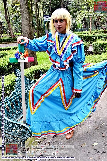Sesión Viva México al grito de Cosplay-21