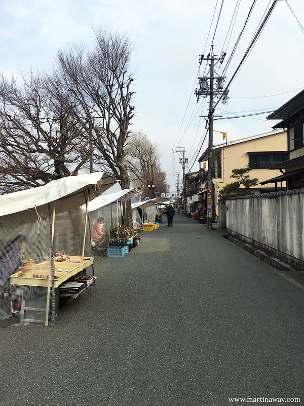 Mercato del mattino di Miyagawa