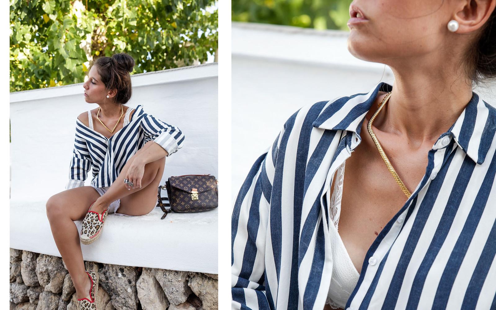 03_Leopard_and_stripes_perfec_mix_print_outfit_THEGUESTGIRL_camisa_rayas_marinera