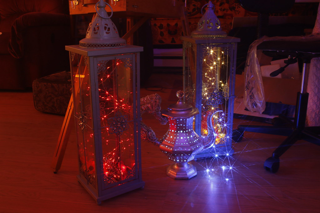 Boho Whimsical Lanterns