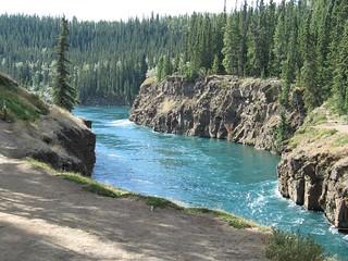 Miles Canyon - Yukon Territory