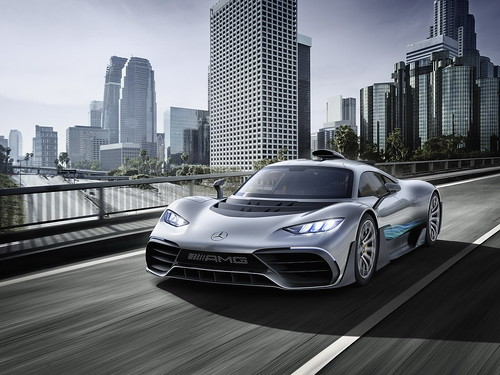 Mercedes Project One
