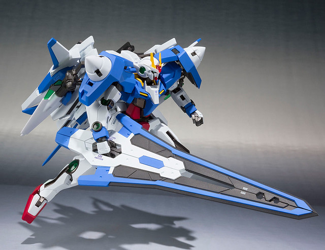 METAL ROBOT魂 〈SIDE MS〉 XN Raiser + 七劍零件套組(ザンライザー+セブンソードパーツセット)【PB限定】