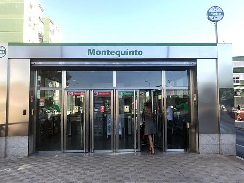Estación de Metro de Montequinto
