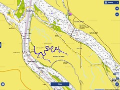 LL76b Clifton Channel to Bernie Slough