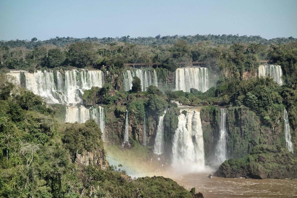 Iguazu - Bresil - Chutes 3
