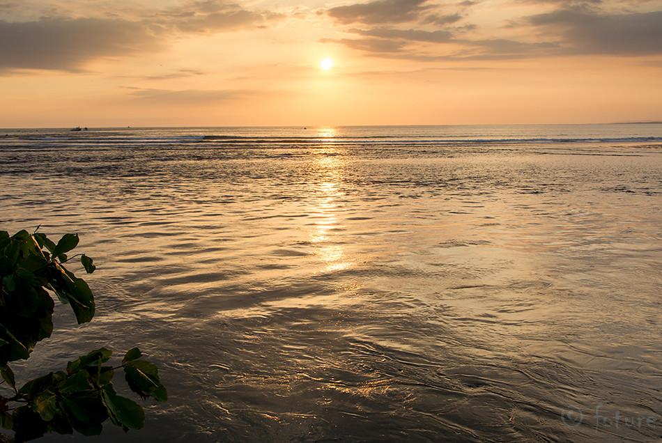 Pacific, sunset, Costa, Rica, Kaido Rummel