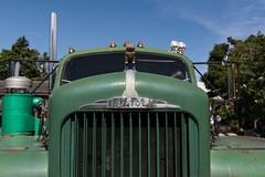 Mack B-61 Closeup