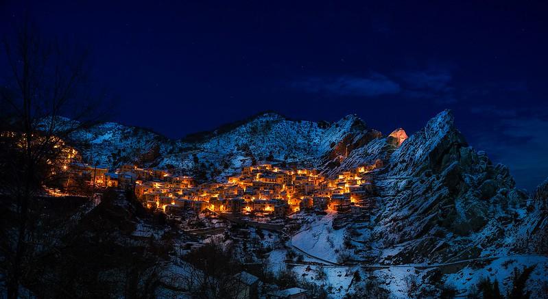 Castelmezzano Town, Italy