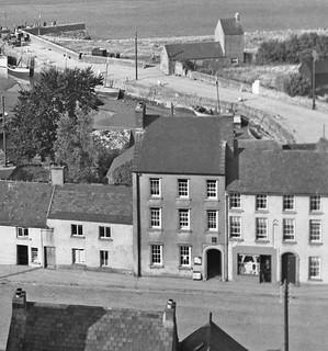 Passage East Constabulary/Garda barracks circa 1955
