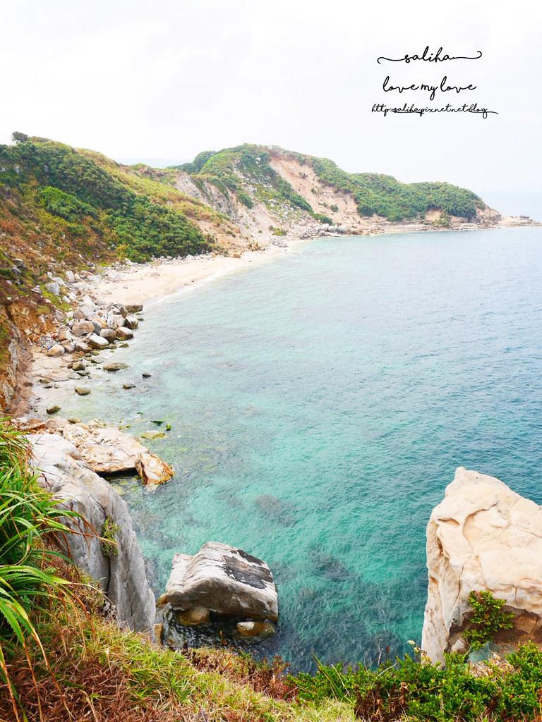 新北台北金山北海岸旅遊行程推薦水尾漁港神秘海岸