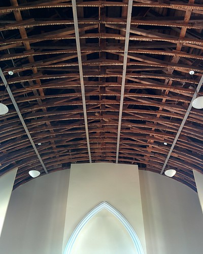 Long River Church, interior (1) #pei #princeedwardisland #cavendish #avonleavillage #longriverchurch #architecture