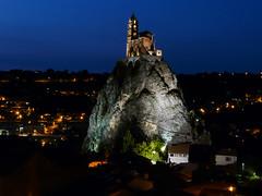 Rocher St Michel d'Aiguilhe - Le Puy en Velay