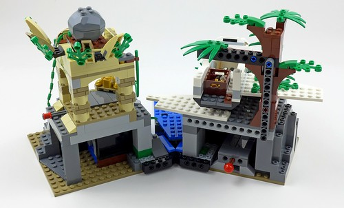 LEGO City Jungle 60161 Jungle Exploration Site 73