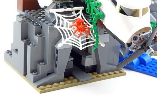 LEGO City Jungle 60161 Jungle Exploration Site 92