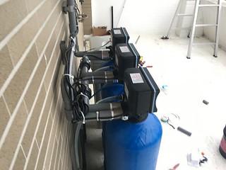 [安裝實績]大金剛全戶式過濾器(全戶軟水)安裝分享-善化-小伍淨水