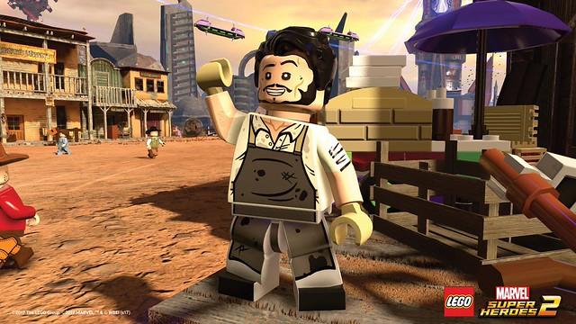 Więcej postaci w Lego Marvel Super Heroes 2 2