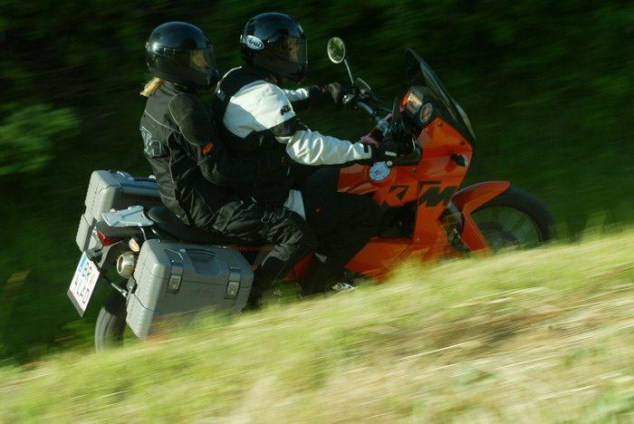 KTM 950 Adventure 2005 - 30
