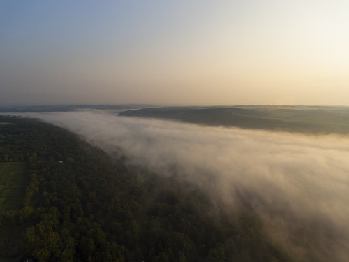 friday weekend tgif valley morning sunrise fog marcellus aerial drone drones dji iamdji djiphantom4 phantom4 september autumn fall