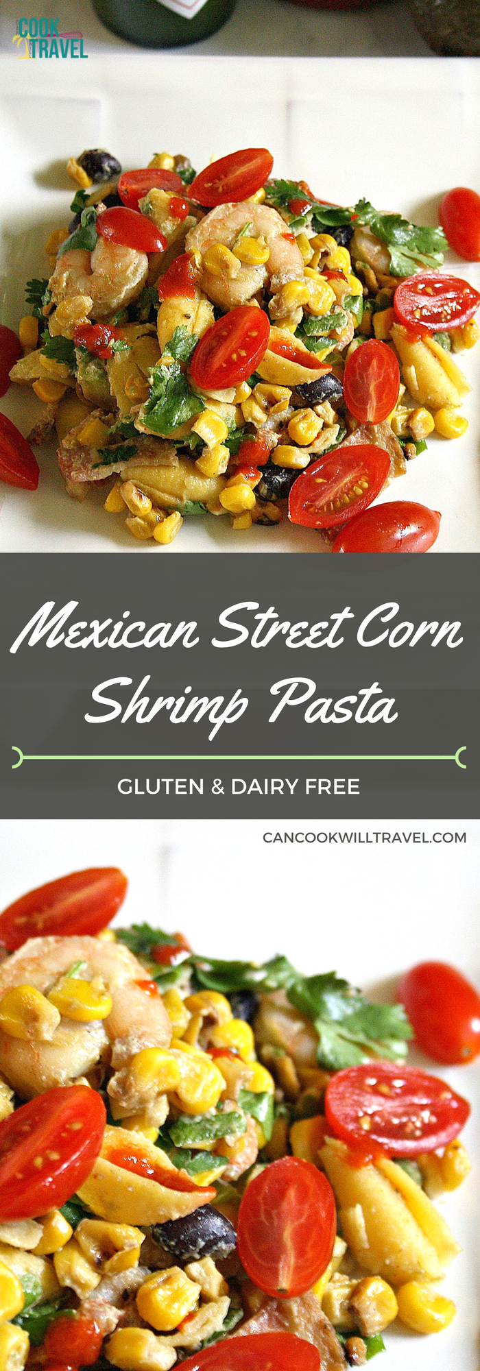 Mexican Street Corn Shrimp Pasta_Collage1