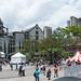 Plaza de las esculturas
