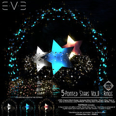 E.V.E 5-Pointed Stars Vol.2 RINGS [Info]
