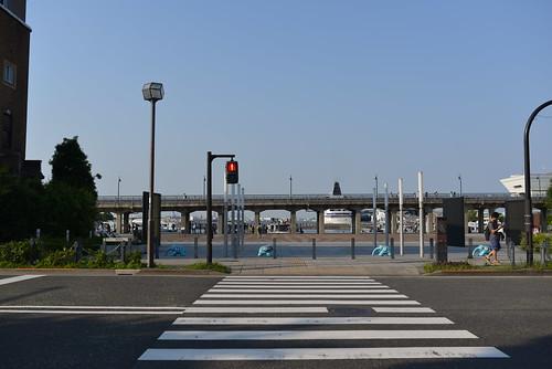 大さん橋にある「おとど京急」に行ってきたよ