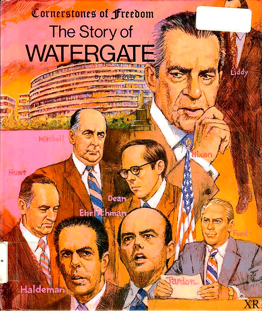 1988 Watergate for Kids 1  [R]