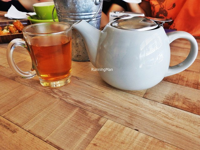 Pomme D'Amour Tea
