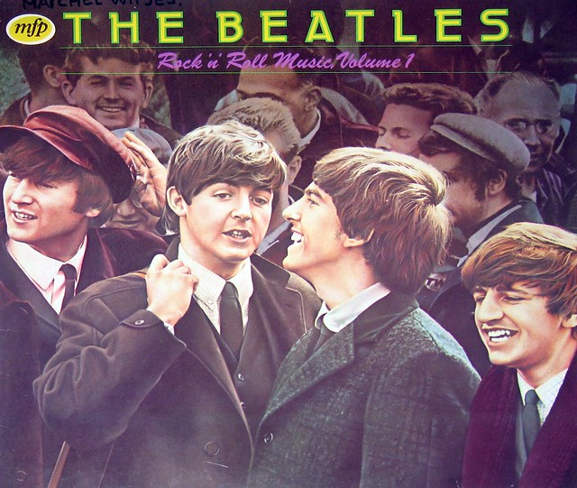 "Beatles Rock and Roll Music 12"" Vinyl LP"