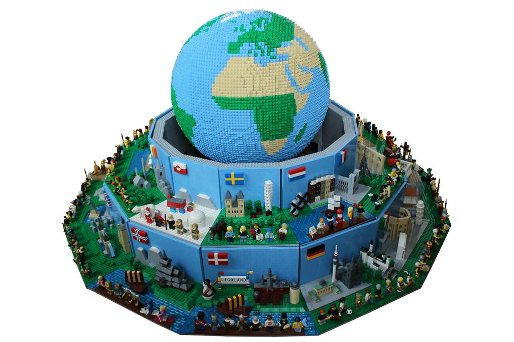 LEGO Around the World