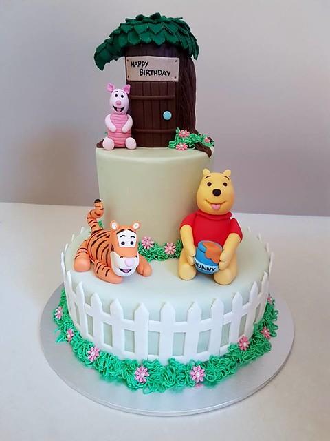 Cake by Kylee's Custom Cakes