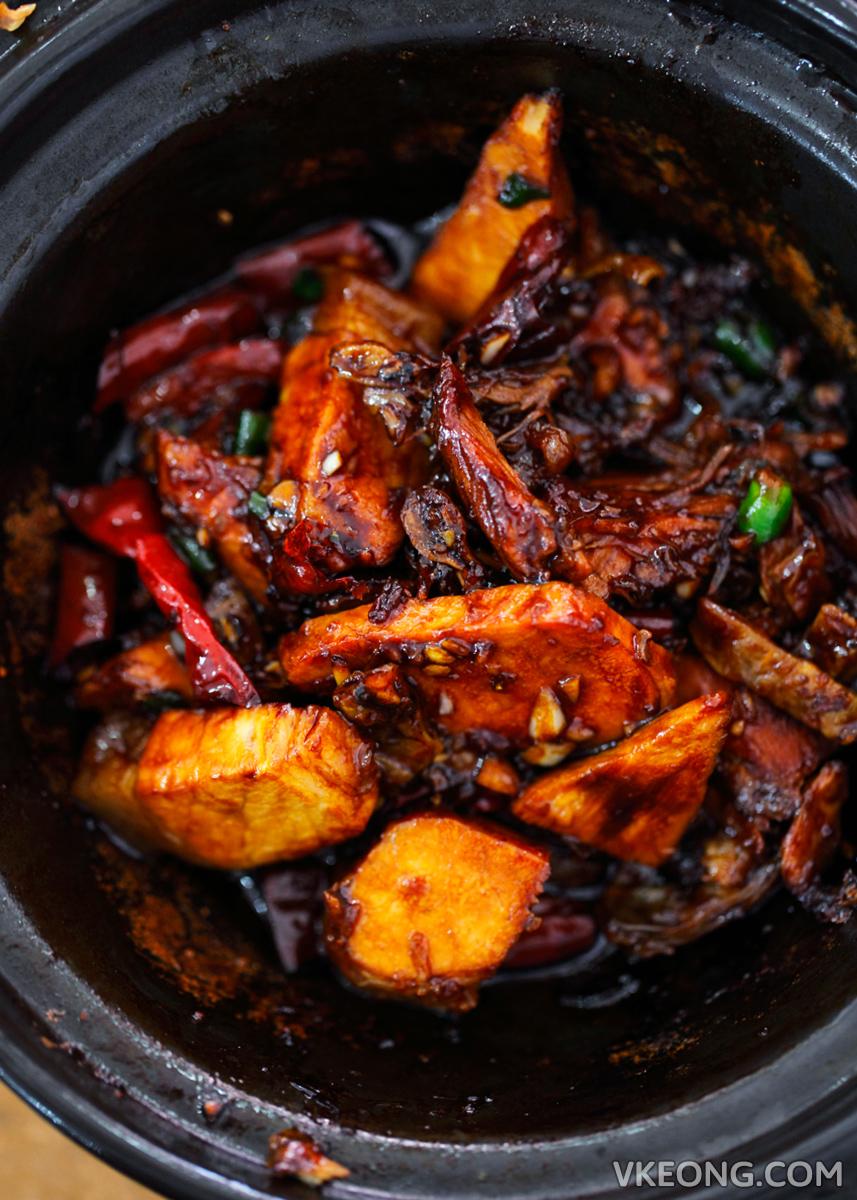 Klang Dry Chili Bak Kut Teh