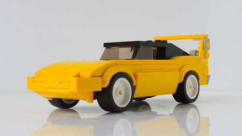 Lego Dodge Charger Daytona moc