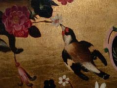 ALLORI Alessandro,1572 - Dossier de Lit avec Sc�nes Mythologiques et Grotesques, Le Rapt de Ganym�de, d'Apr�s MICHEL-ANGE (Florence) - Detail 32