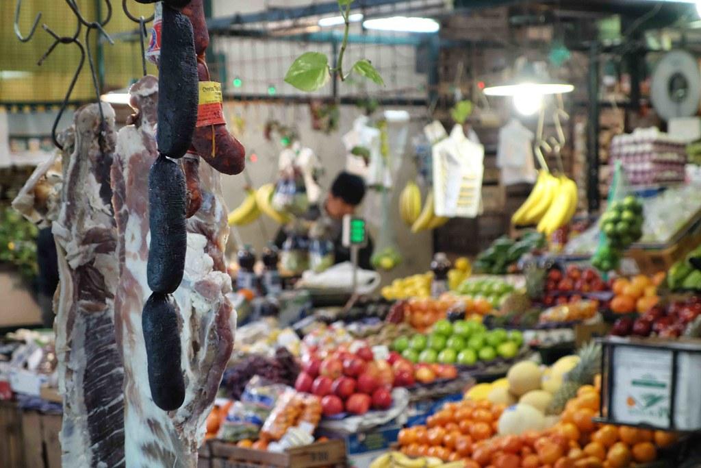 Buenos Aires - San Telmo - Mercado 2