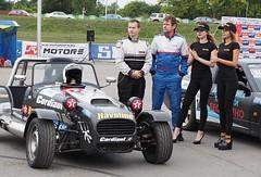 Автогонщики из Витебска победили в третьем этапе Кубка по скоростному маневрированию