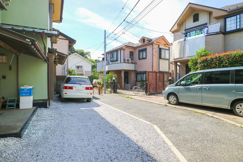 鎌倉の戸建
