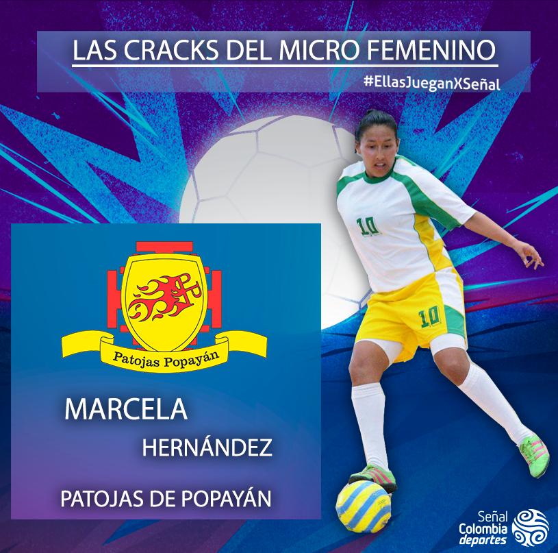 Marcela Hernández