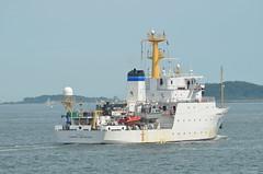 NOAA Thomas Jefferson S222