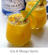 Gin & Mango Spritz