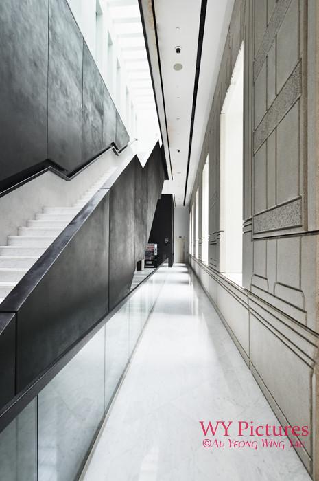 Singapore 2017: Victoria Concert Hall Interior 2