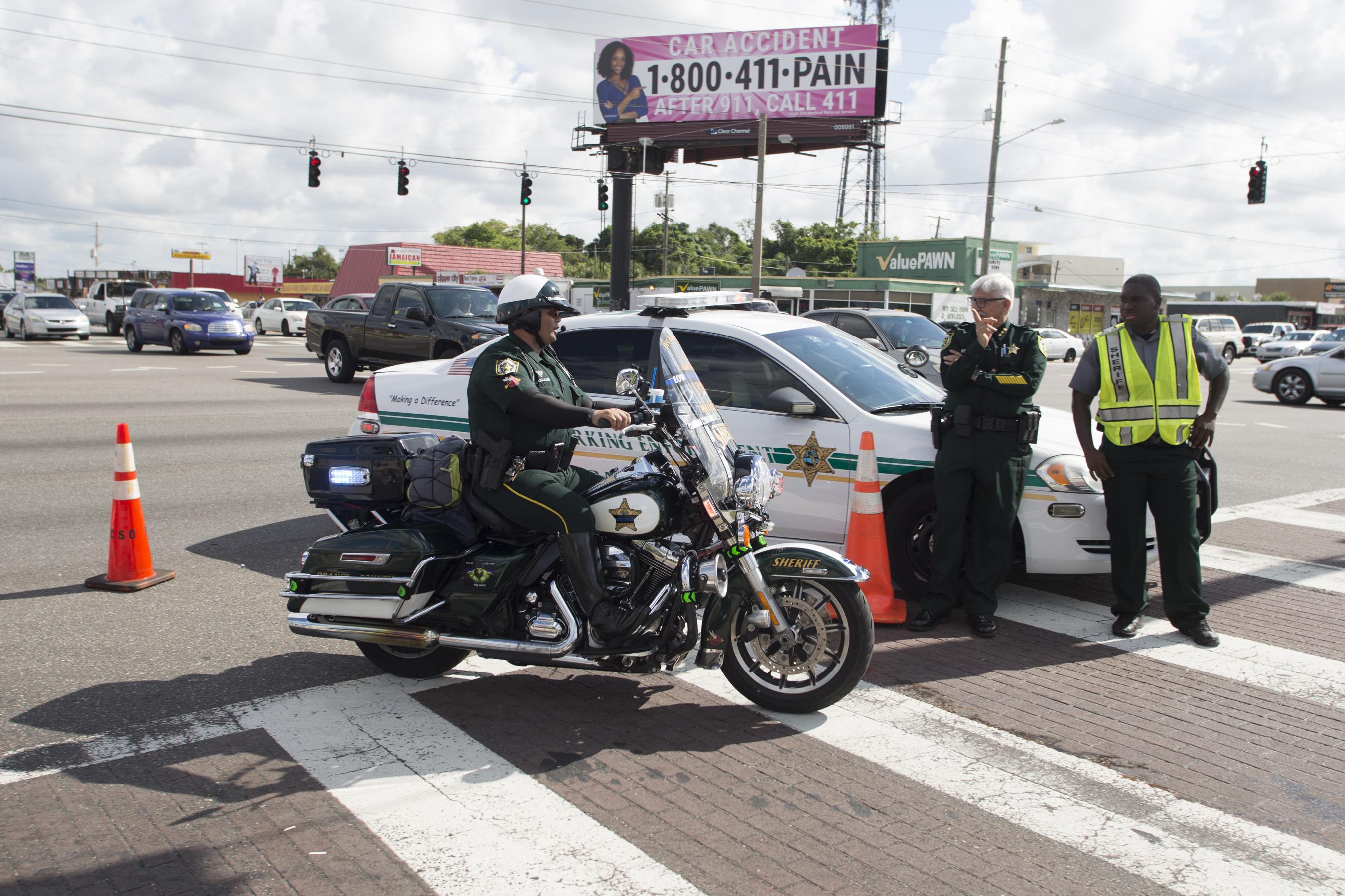 Road Designations Honor the Legacies of Orlando Police Department's