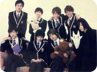 Ouran-High-School-Host-Club-Cast