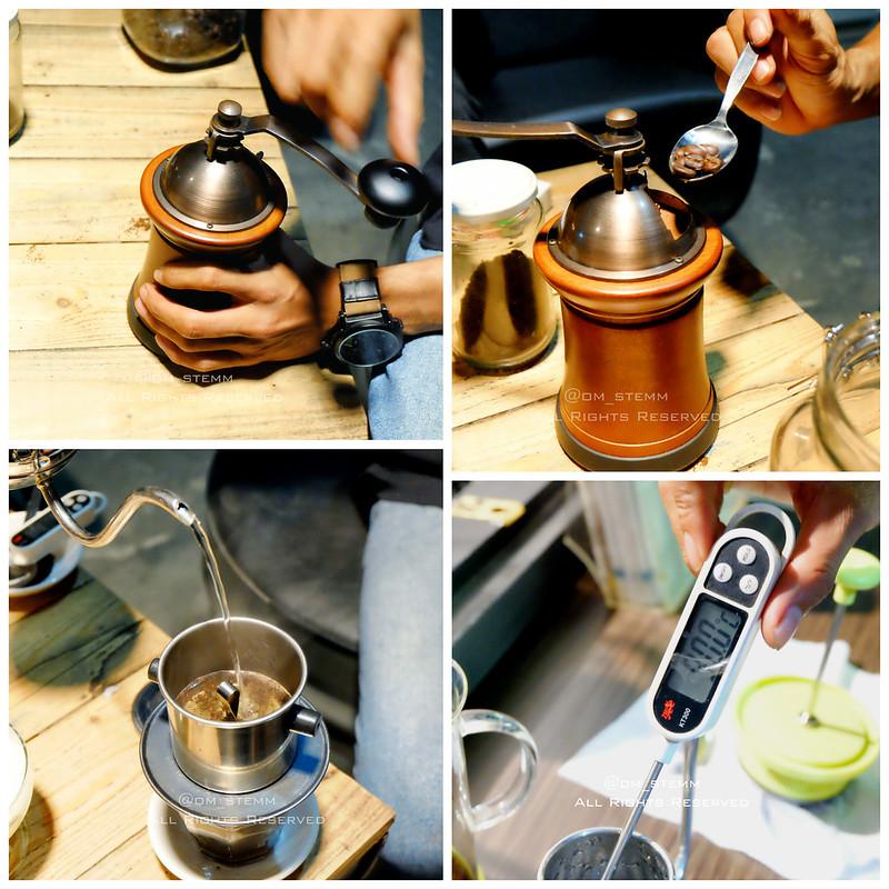Leora Coffee Shop di Jalan Swadarma Raya