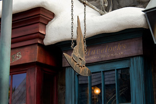 The Wizarding World of Harry Potter per Rach